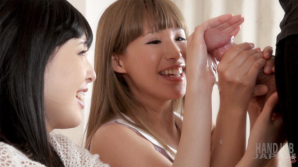 [2017.06.19] Natsuki Yokoyama, Natsume Hotsuki - Handjob Japan