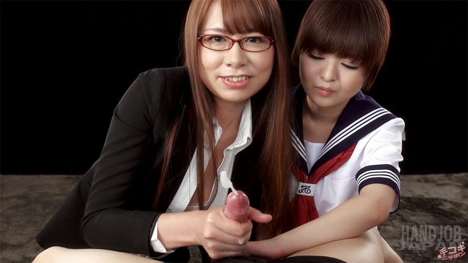 [2017.10.17] Meril Imai, Miharu Kai - Handjob Japan