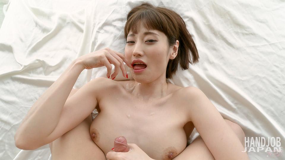 [2021-01-16] Mizuki's laying handjob - Handjob Japan