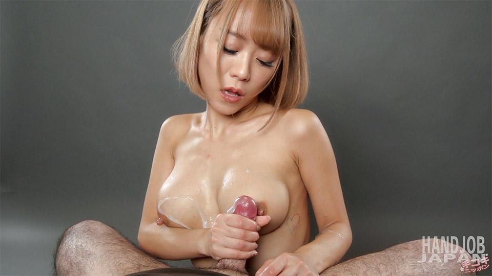 [2021-03-26] Nanako Nanahara's sexy titjob - Handjob Japan