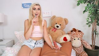 Vape and Jerk: Cameron Minx - Teen Tugs