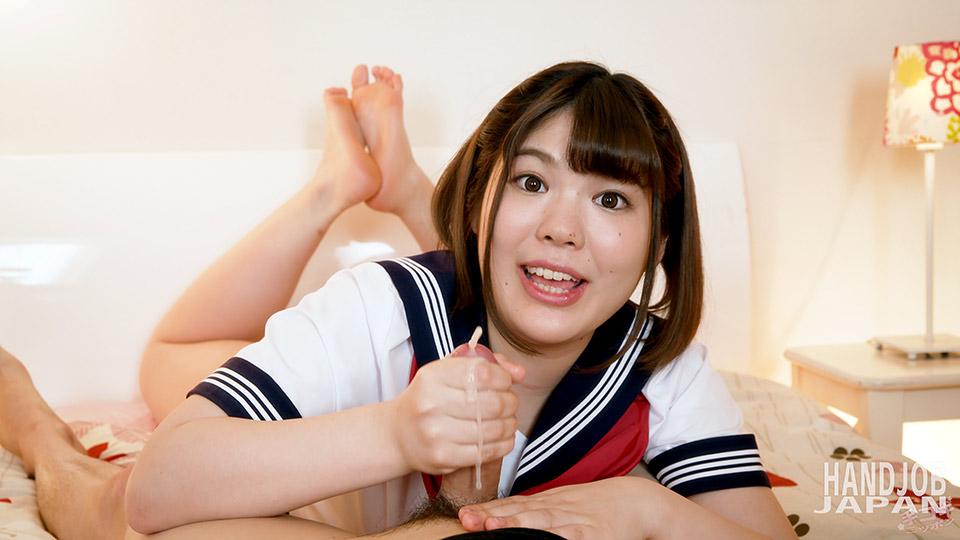[2021-06-17] Natsumi Hayakawa's sweet handjob - Handjob Japan